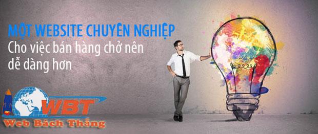 Vì sao nên chọn thiết kế website tại Đà Nẵng của Web Bách Thắng