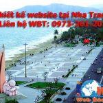 Thiết kế website tại Nha Trang chuẩn di động giá rẻ