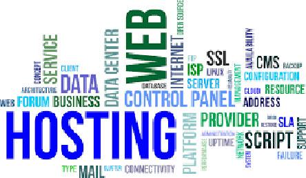 Các loại hosting