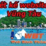 Thiết kế website tại Vũng Tàu chuyên nghiệp chuẩn seo giá rẻ