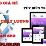 Thiết kế website tại Nghệ An giá rẻ chuyên nghiệp chất lượng tuyệt đối.