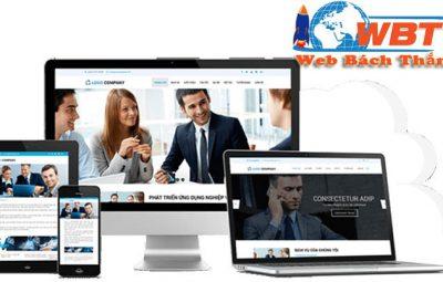 thiết kế website vệ tinh giá rẻ