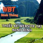 Thiết kế website tại Ninh Bình chuyên nghiệp chuẩn SEO giá tốt