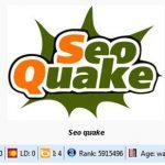 Seoquake là gì? lợi ích và cách cài đặt trên Chrome và Firefox