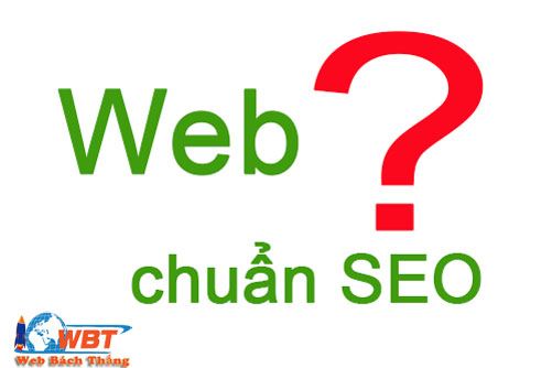 thiết kế website chuẩn seo là gìthiết kế website chuẩn seo là gì