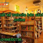 Thiết kế website bán sách online hiệu quả và đẹp mắt