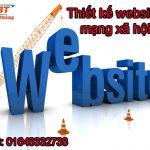 thiết kế website mạng xã hội chất lượng, đẹp thu hút người dùng