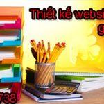 Thiết kế website văn phòng phẩm chuẩn seo, chuẩn di động