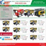 Thiết kế website bán máy phát điện chuyên nghiệp uy tín nhất