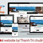 Thiết kế website ở Thanh Trì chuyên nghiệp nhất bởi cao thủ SEO.