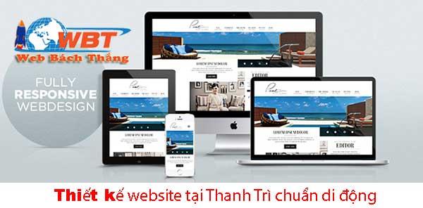 Thiết kế website tại Bình Dương theo yêu cầu chỉ từ 3 triệu vnđ