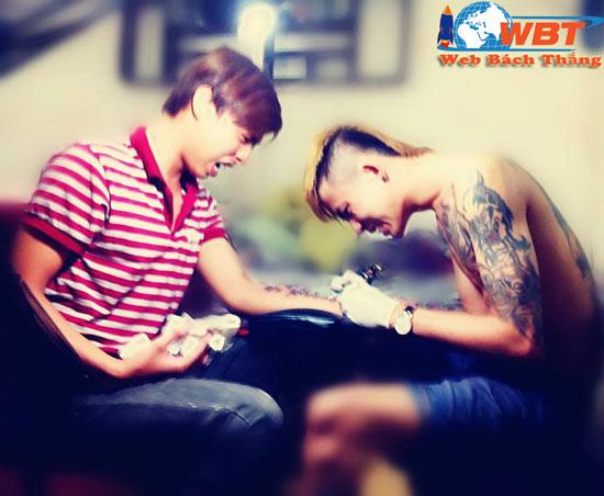 những lưu ý khi vẽ tattoo là gì