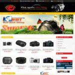 Thiết kế Website mua bán máy ảnh chất lượng uy tín chuẩn SEO