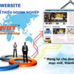 Thiết kế website giới thiệu doanh nghiệp hiện đại bậc nhất hiện nay