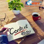Content writer là gì? Nó áp dụng như thế nào trong việc Marketing?