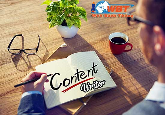 content writer là gì?