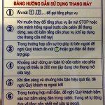 Hướng dẫn sử dụng thang máy gia đình an toàn đúng cách