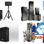 Thiết kế website âm thanh thiết bị ánh sáng chuyên nghiệp nhất.