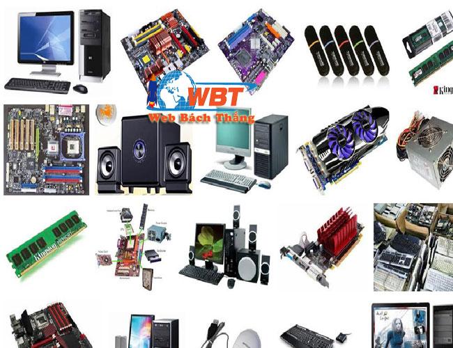 thiết kế website bán phụ kiện máy tính