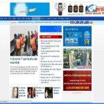 Thiết kế website báo điện tử online chuyên nghiệp chất lượng tốt