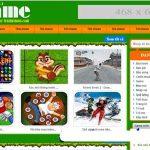 Thiết kế website game online hiện đại chuẩn seo và chuẩn di động