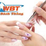Thiết kế website tiệm nails, dịch vụ làm móng chuyên nghiệp nhất