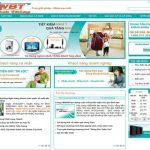 Thiết kế website ngân hàng đẹp chất lượng tốt nhất thị trường