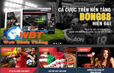 Thiết kế website cá độ bóng đá