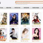Thiết kế website đọc truyện tranh truyện chữ online giá rẻ