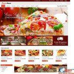 Thiết kế website bán bánh pizza giá rẻ chuyên nghiệp nhất