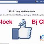Block là gì ? Hướng dẫn cách Block tài khoản facebook