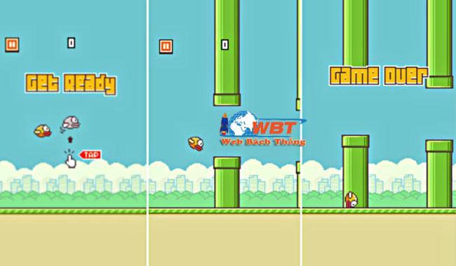 game fllappy bird kinh điển online