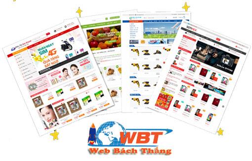 Thiết kế website kiếm tiền quảng cáo giá rẻ chuyên nghiệp