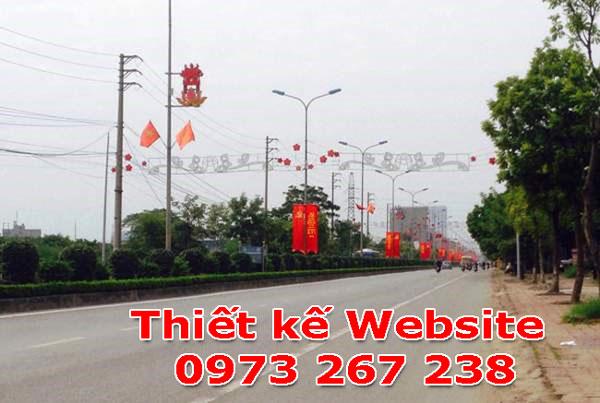 Thiết Kế Website Tại Huyện Hoài Đức Uy Tín Nhất