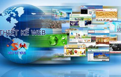 thiết kế website giới thiệu dịch vụ
