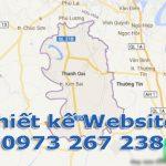 Thiết Kế Website Tại Huyện Thanh Trì Trọn Gói Bắt Mắt