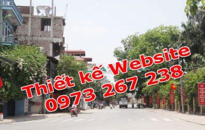 Thiết Kế Website Tại Huyện Thường Tín