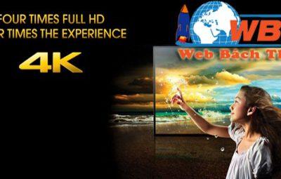 tivi 4k là gì?