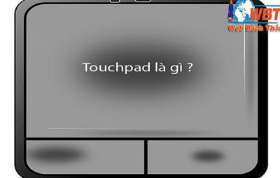 touchpad là gì