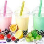 Thiết kế website bán trà sữa đẹp chuẩn seo giá rẻ tại GBT