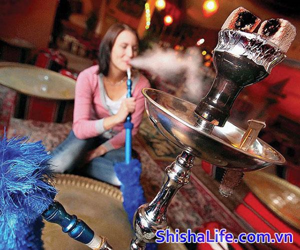 hút bình shisha tại quận hà đông chính hãng
