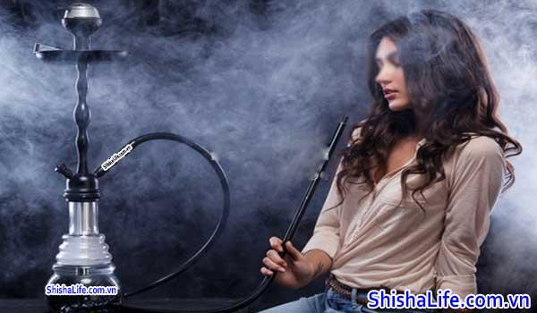 Hút Bình Shisha Tại Hai Bà Trưng