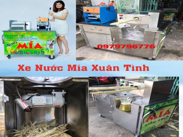 Máy ép nước mía siêu sạch giá rẻ