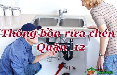 Thông bồn rửa chén quận 12 game Bách Thắng