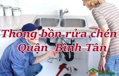 Thông bồn rửa chén quận Bình Tân game Bách Thắng