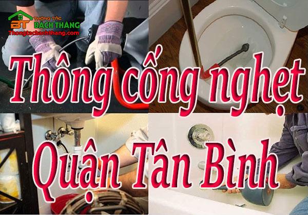 thông cống nghẹt tại quận Tân Bình giá rẻ BT game