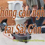 Dịch vụ Thông cầu nghẹt tại Sài Gòn (HCM) giá rẻ – Bách Thắng game