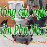 Thông cầu nghẹt tại Quận Phú Nhuận giá rẻ, uy tín, chuyên nghiệp BT game