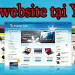 Thiết kế website tại Yên Bái giá rẻ, chuyên nghiệp BT game