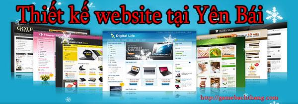 Thiết kế website tại yên bái giá rẻ BT TV